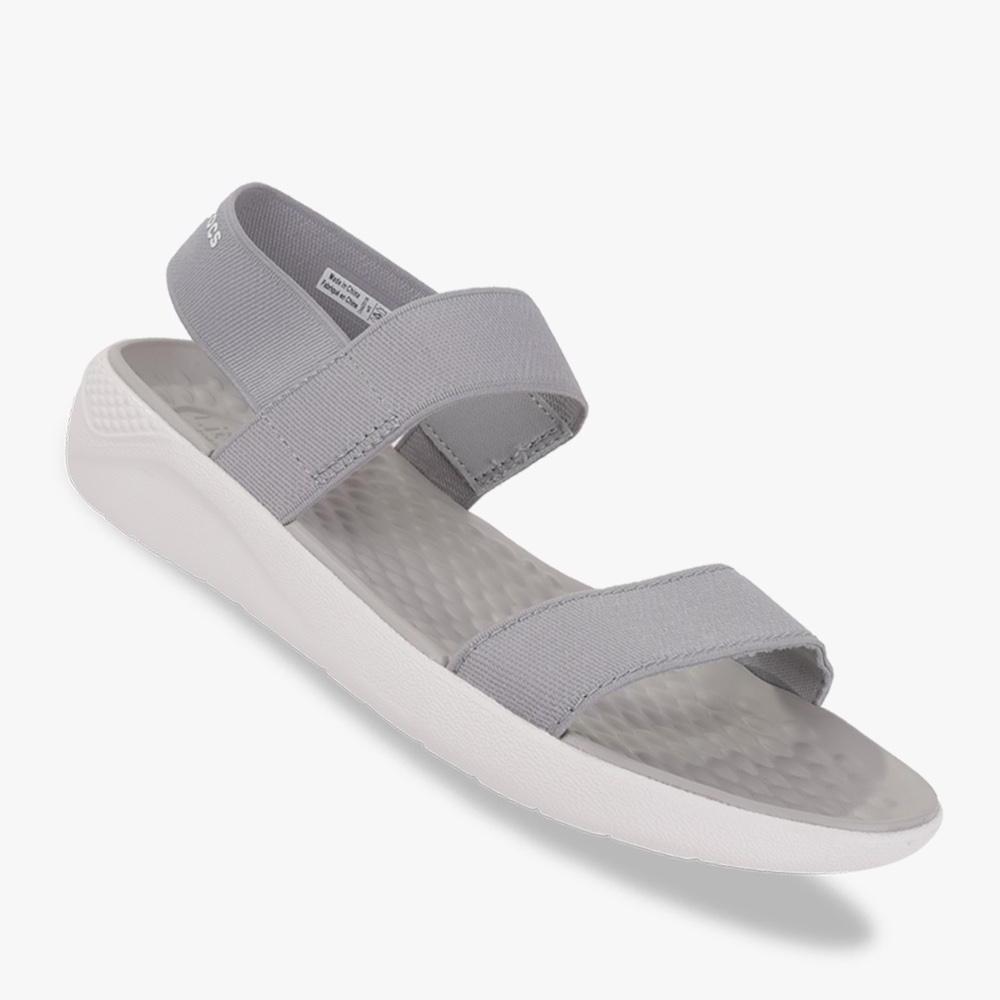 Crocs LiteRide Sandal Wanitas - Grey