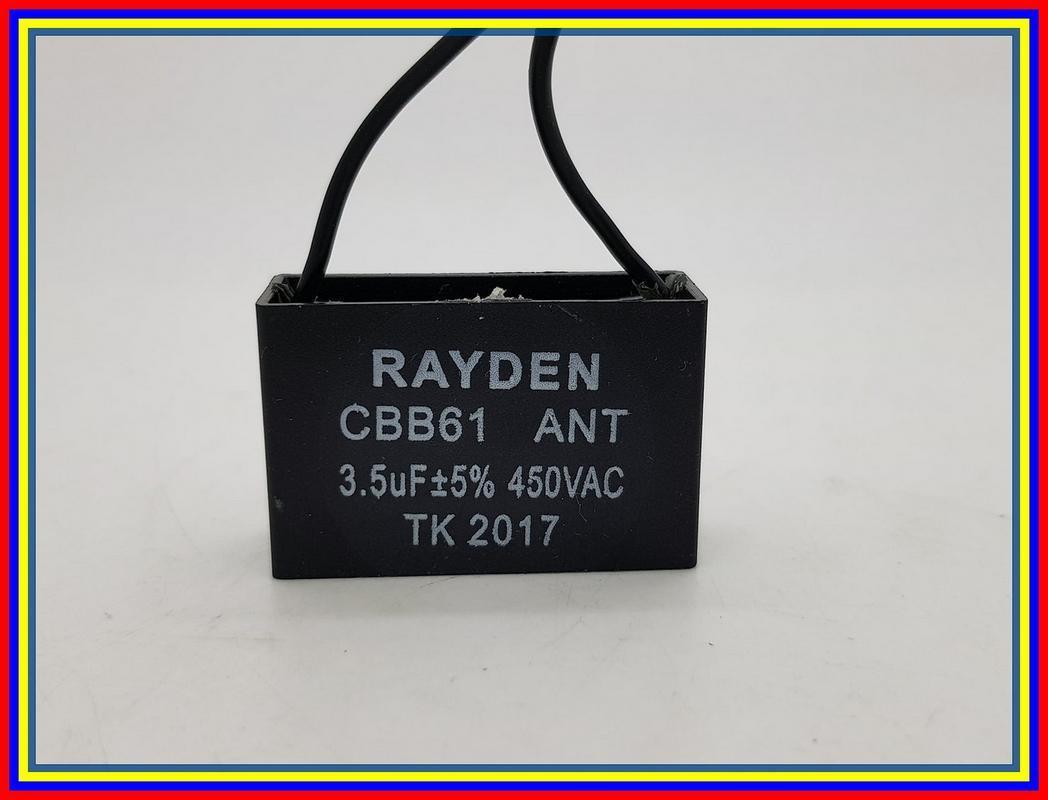 Buy Sell Cheapest Capasitor 14 Mikro Best Quality Product Deals Kotak 25uf Kabel Kapasitor Kipas Angin 35 Uf