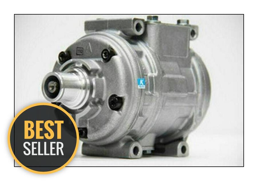 Compresor Kompresor AC Mobil ALTIS merk DENSO