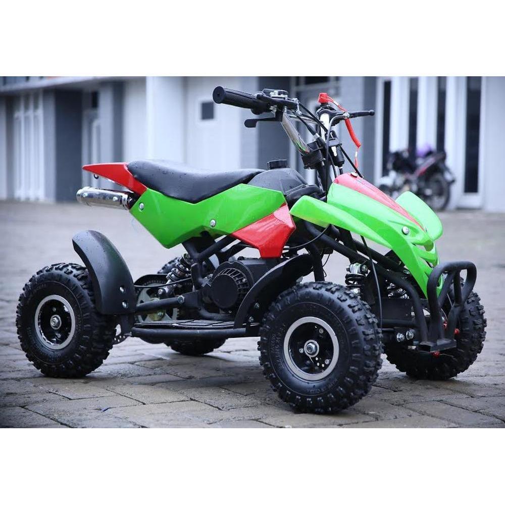 Motor Mini Atv 50cc Motor Mini 4 Roda Mesin 2 Tak Off The Road Mainan Anak Masa Kini