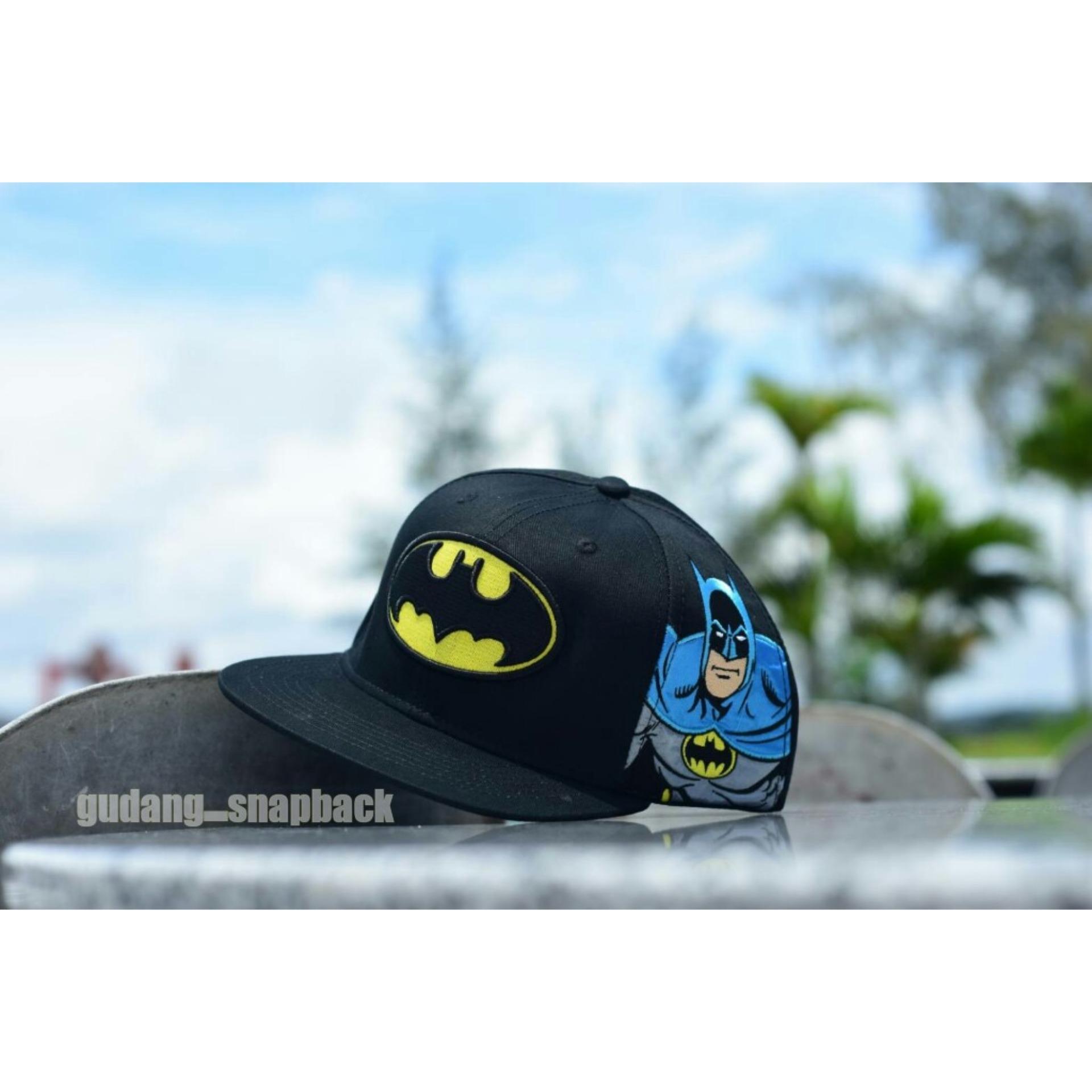 Topi snapback dc batman original import  dc batman cap original import  hat dffe6bbc58