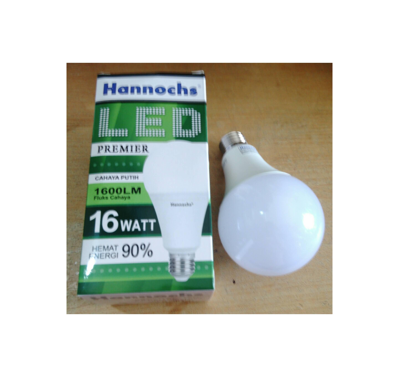 Lampu Led Hannoch putih 16 watt