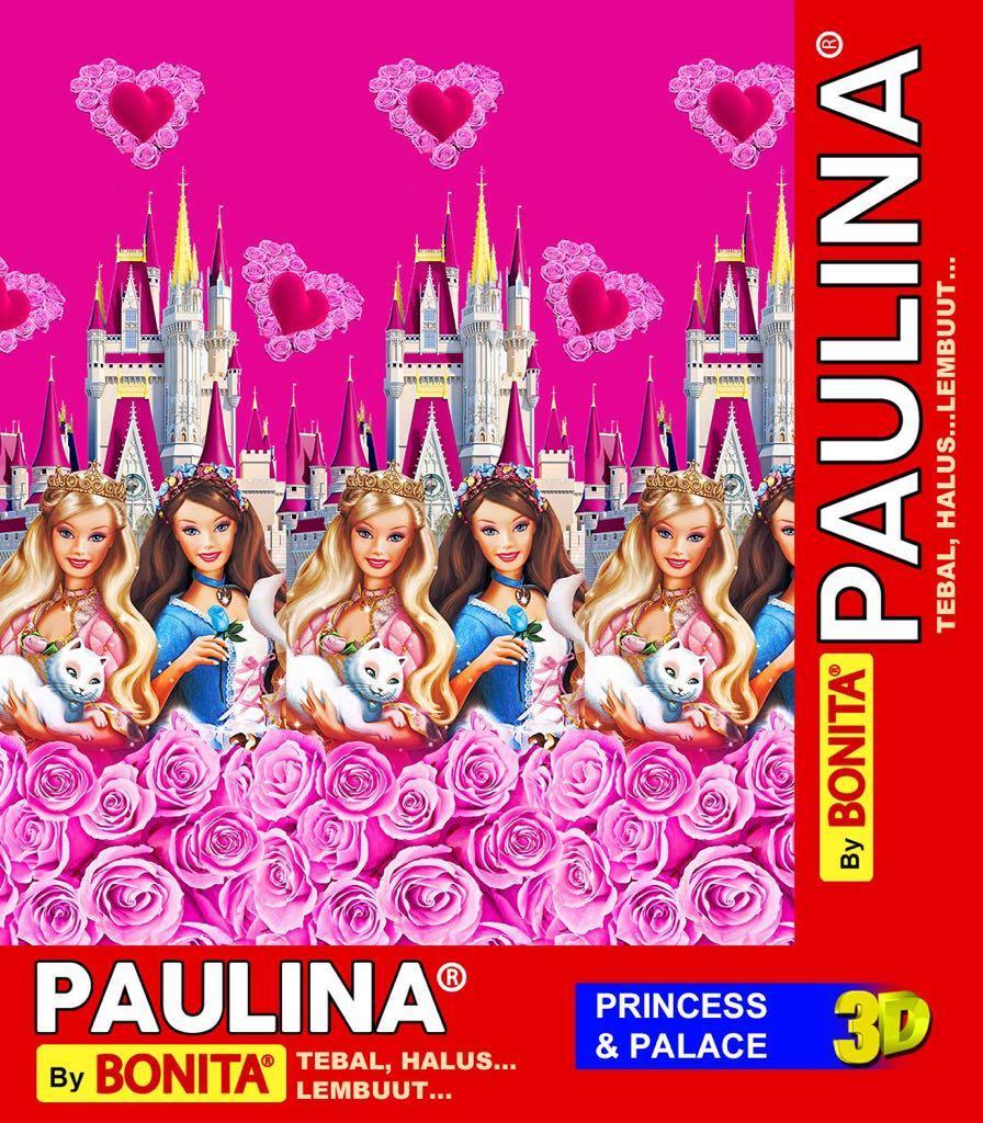 Daftar Harga Selimut Bonita Ukuran 160x200 Abstrak Paulina Motif Princes Palace Bisa Bayar Ditempat 160 X 200
