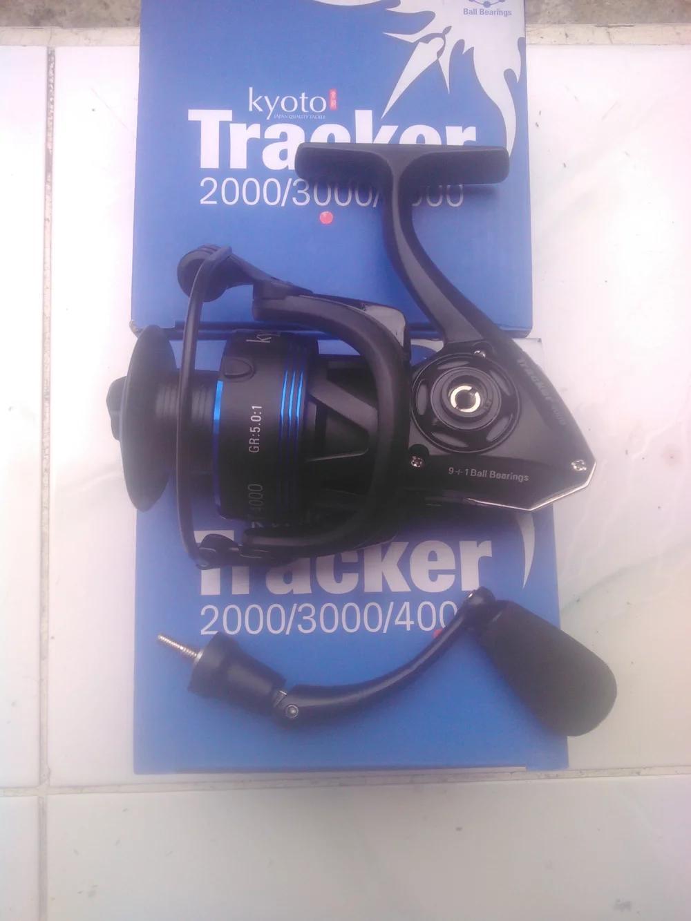 Reel Kyoto 4000 Sudah Power Handle / Fishing Reel