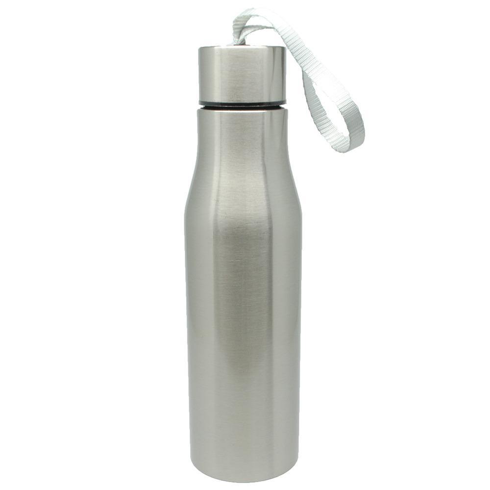 Beli Botol Minum Stainless Store Marwanto606 Wine Bir Flask Hip Square Shape Steel 8oz Hand Grenade Thermos 500ml Silver