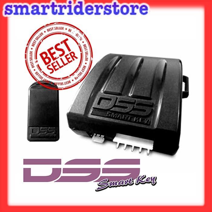 Pengaman Motor DSS Smart Key seri HS - Alarm Motor - Keyless Motor - AR10677