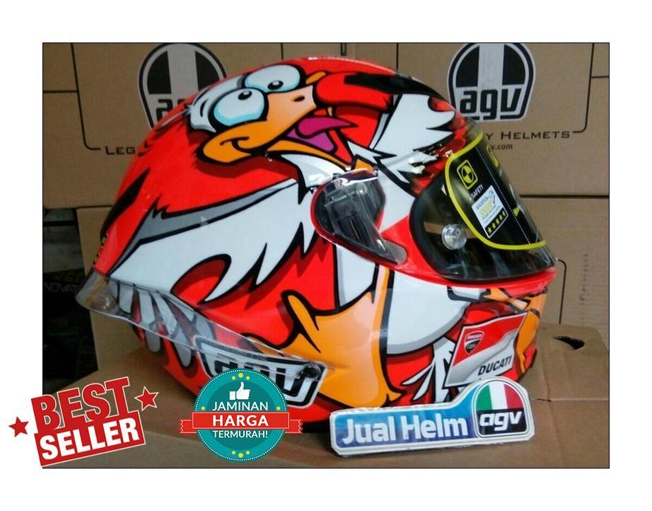 AGV Corsa Iannone Ducati Seagull Limited Edition