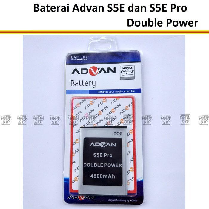 Baterai Handphone Advan S5E Pro ORI Batre, Batrai, Original, HP, OEM