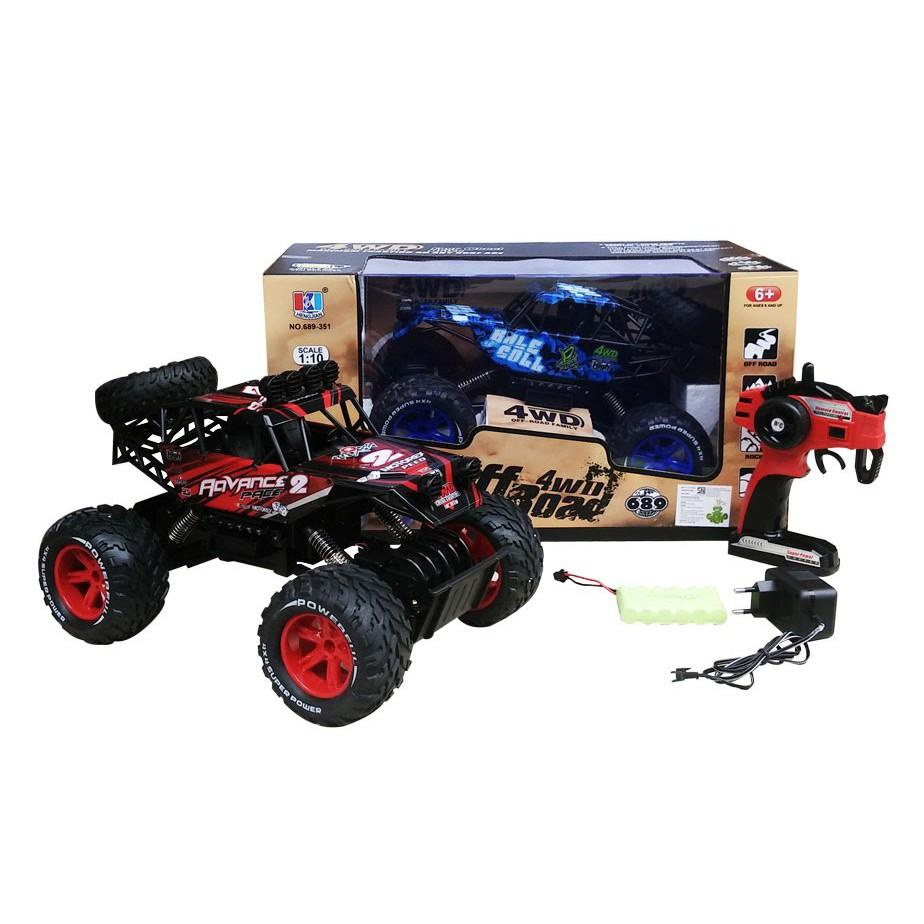 Mainan Remote Control 4WD OFF ROAD - 689-351