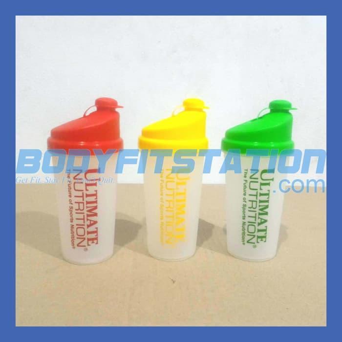 HOT PROMO!!! Shaker Ultimate 400 ml / botol minum Nutrition ori original whey