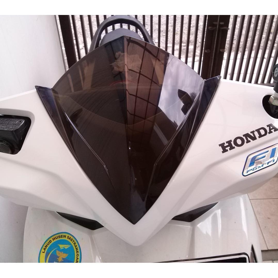 Karpet Motor Beat Fi Esp 2017 Street Biru Daftar Visor Speedo Meter Set Honda Generasi 2013 2014