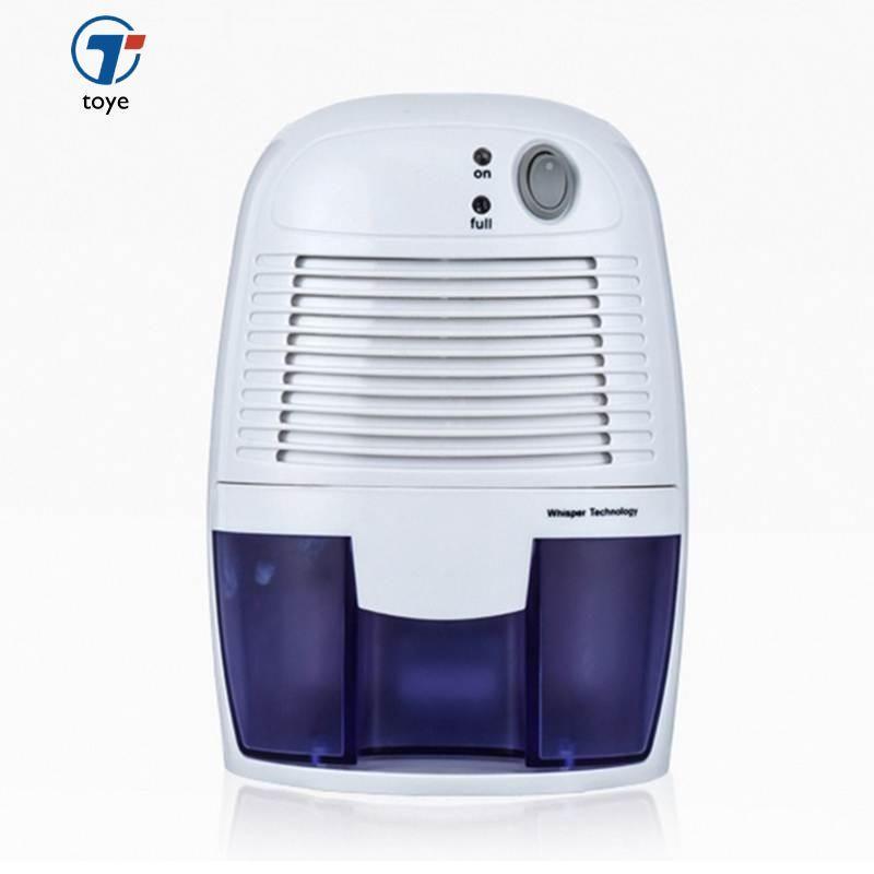 Shock Price Portable Dehumidifier Electric Quiet Air Dryer Dehumidifier Accessories 500mL best price - Hanya Rp424.437