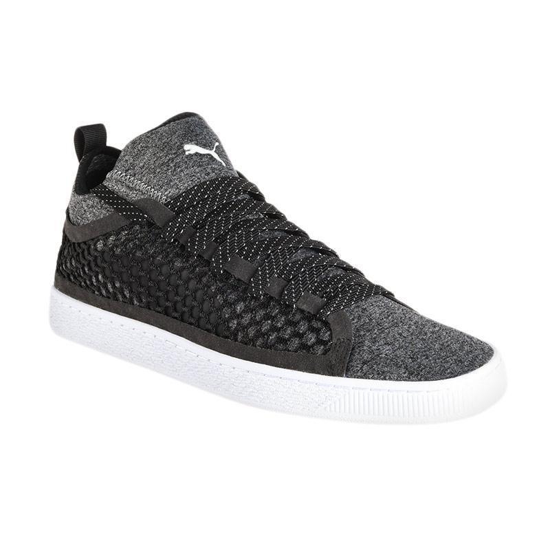 Puma Basket Classic NETFIT Sneakers 364249 01 Sepatu Sneakers Pria Original 46f071df81