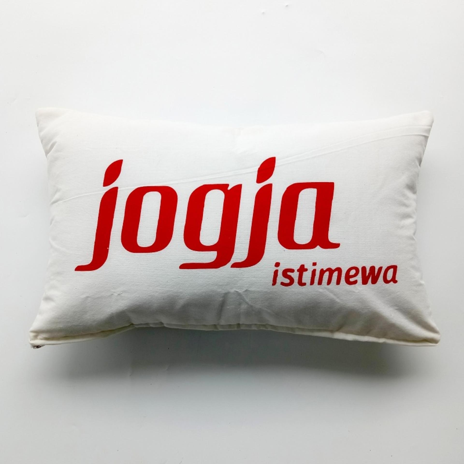Cushion Cover / Sarung Bantal Sofa - Jogja Istimewa