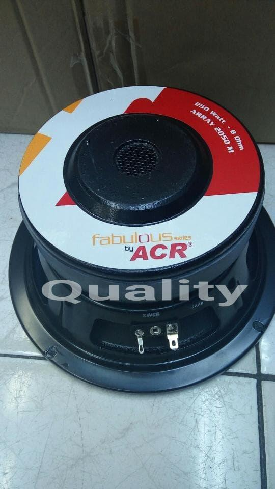 Hot Promo speaker ACR faboulus 8 inch 2050m array system 250 watt Murah