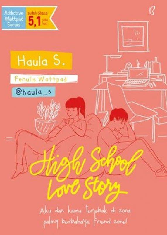 High School Love Story - Haula S