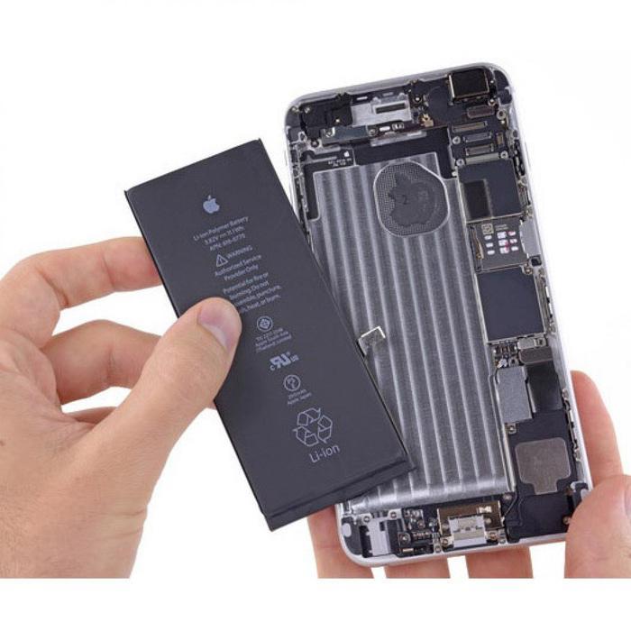 Battery / Baterai Iphone 6S Plus (ORIGINAL) 2915Mah Dengan Konektor