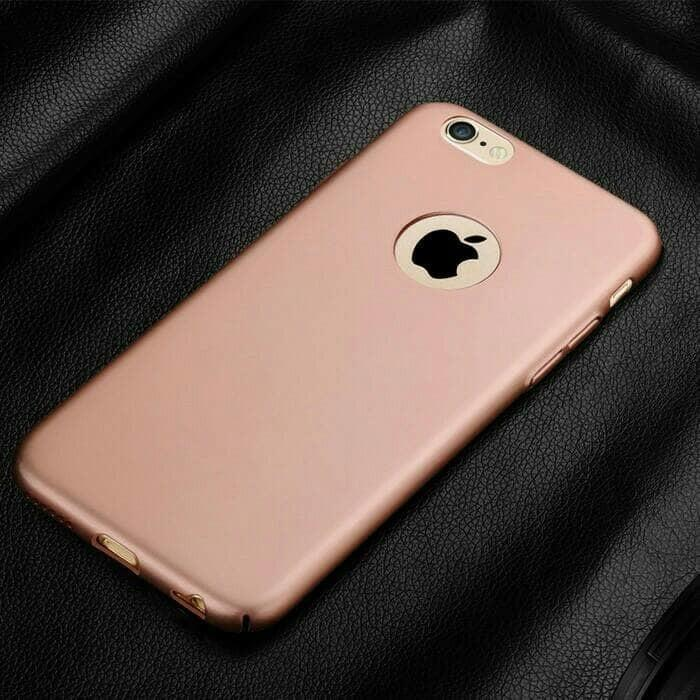 Cameron Hardcase Oppo A3S - Rose Gold