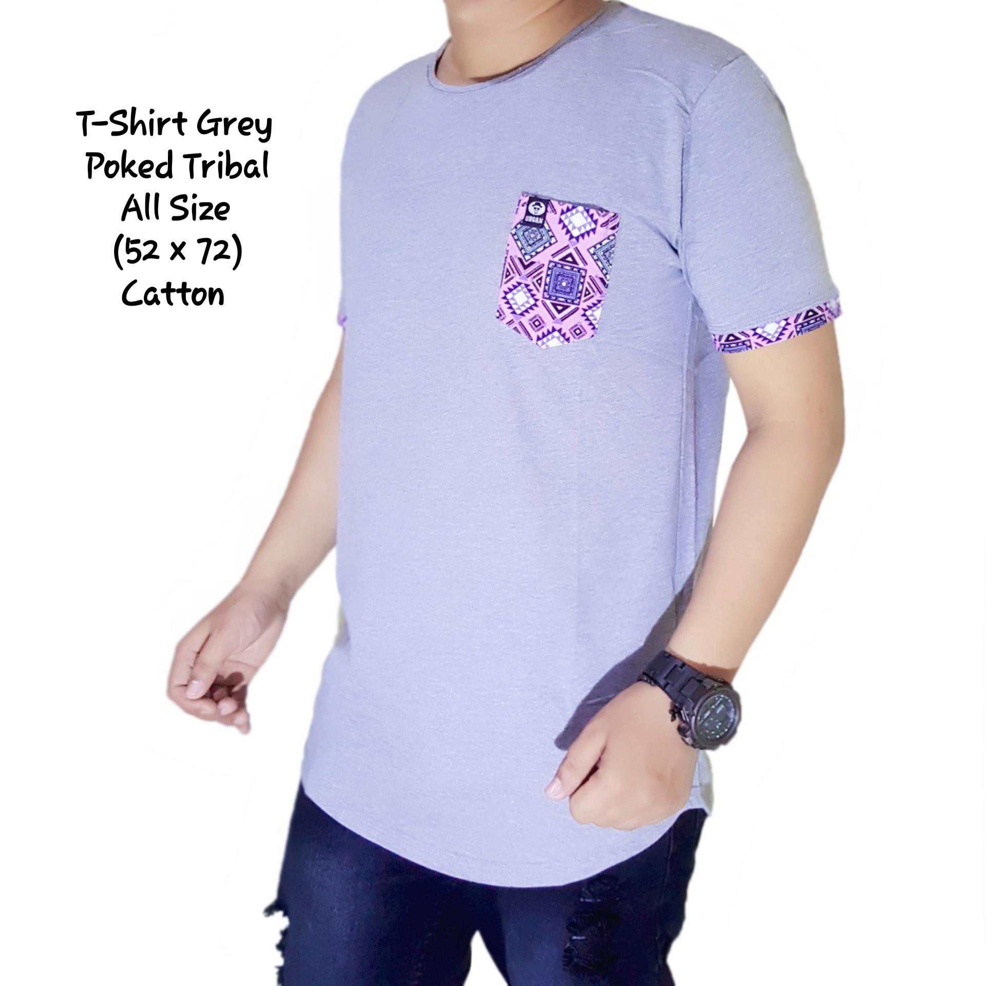... Baju Pakaian Polos Pria Wanita Cewe Cowo Lengan ... Source · Anugrah – kaos distro T-shirt Fashion 100% soft cotton combed