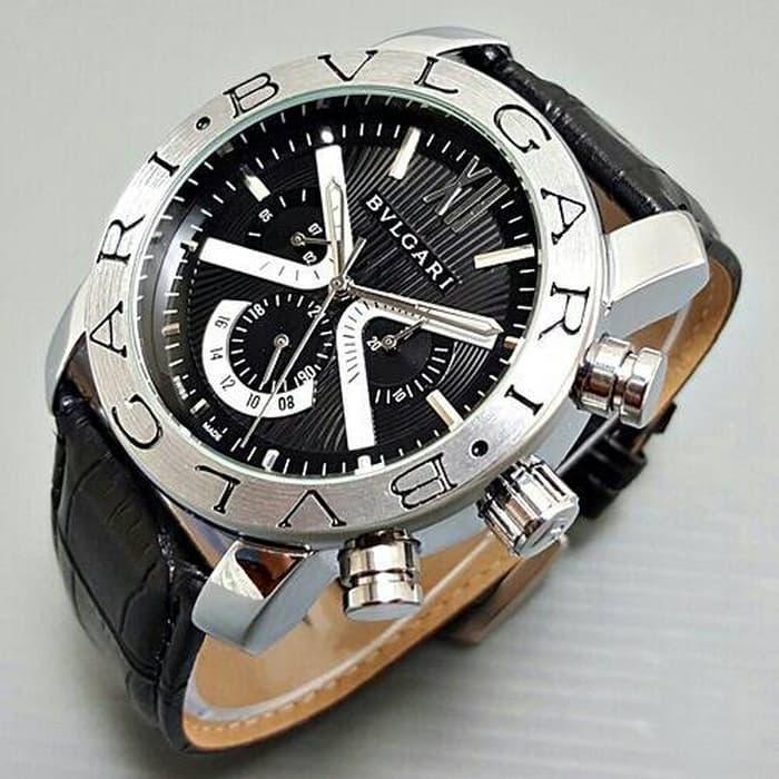 jam tangan wanita cantik dan casual fossil [tetonis-qq-gc-alba-aigner-swiss army-fossil] - rantai - stainless steel