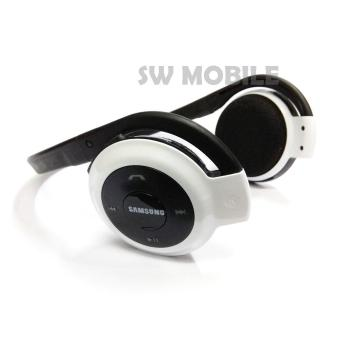 Price Checker SAMSUNG SBH-503 Headphone Stereo Wireless Bluetooth - Putih pencari harga - Hanya