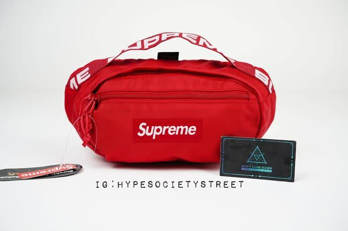 Fitur Diskon Supreme Shoulder Bag Tas Selempang Termurah Dan Harga Source ·  DISKON Tas Supreme Waist 7aba888501