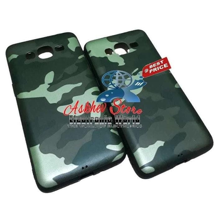Soft Case Army Militery Samsung Grand Prime G530 softcase militer