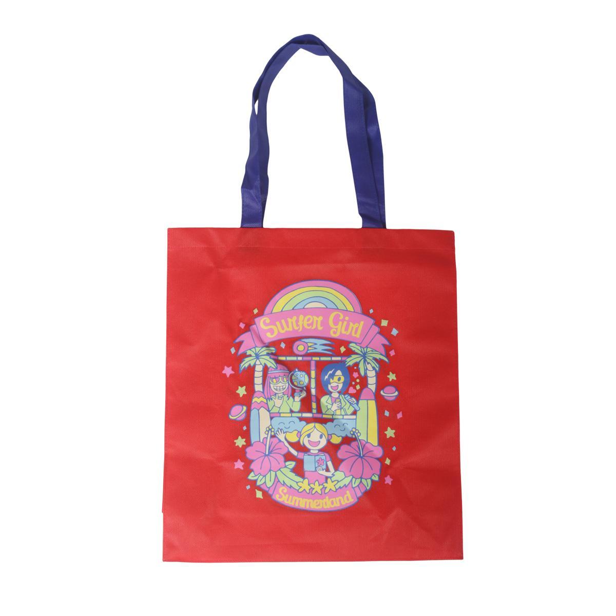 SURFER GIRL Tas Bahu Anak - Fun Academy Shoulder Shopping Bag