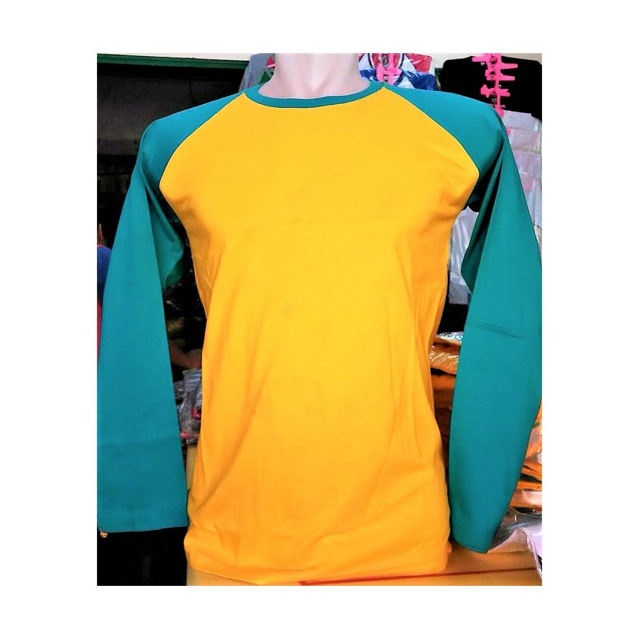 Kaos Reglan PREMIUM QUALITY Tshirt Lengan Panjang Branded