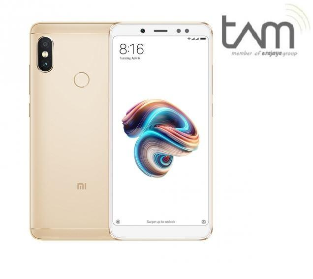 XIAOMI Redmi Note 5 - 3GB/32GB - Garansi Resmi TAM