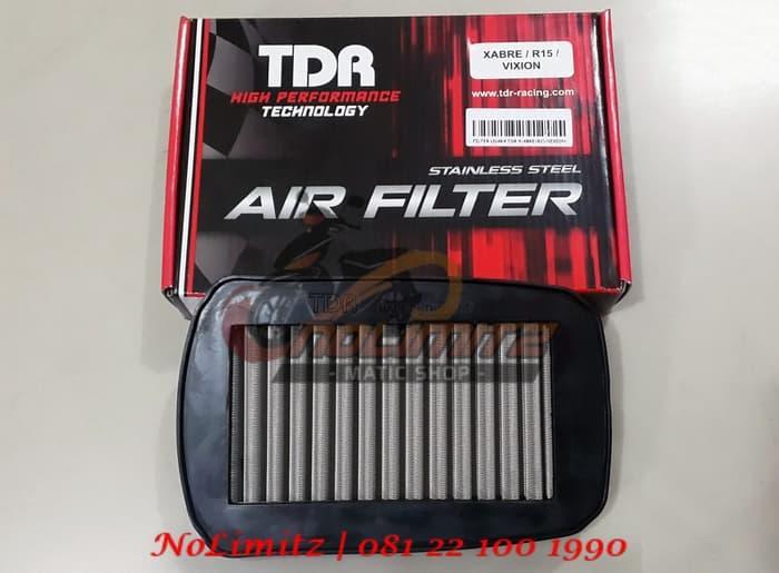 [PROMO]   Filter Udara / Air Filter Racing TDR Yamaha Xabre / R15 / Vixion
