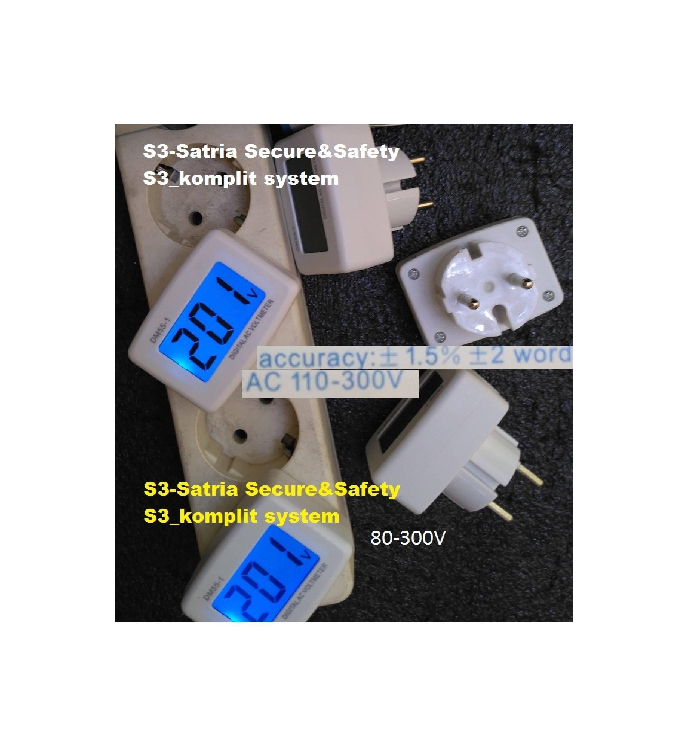Pertanyaan Harga 20 Amp AC Daya LED Digital Panel Meter Power Monitor Energi Pengukur Tegangan Volt
