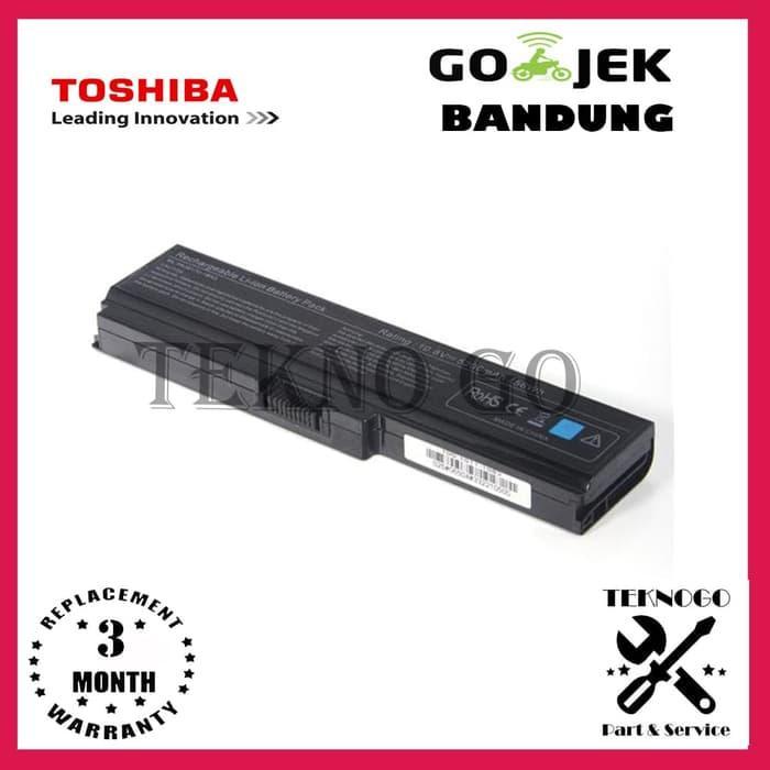 Promo  Baterai/Batre Laptop Toshiba satellite L745,L630,L510,C600  original