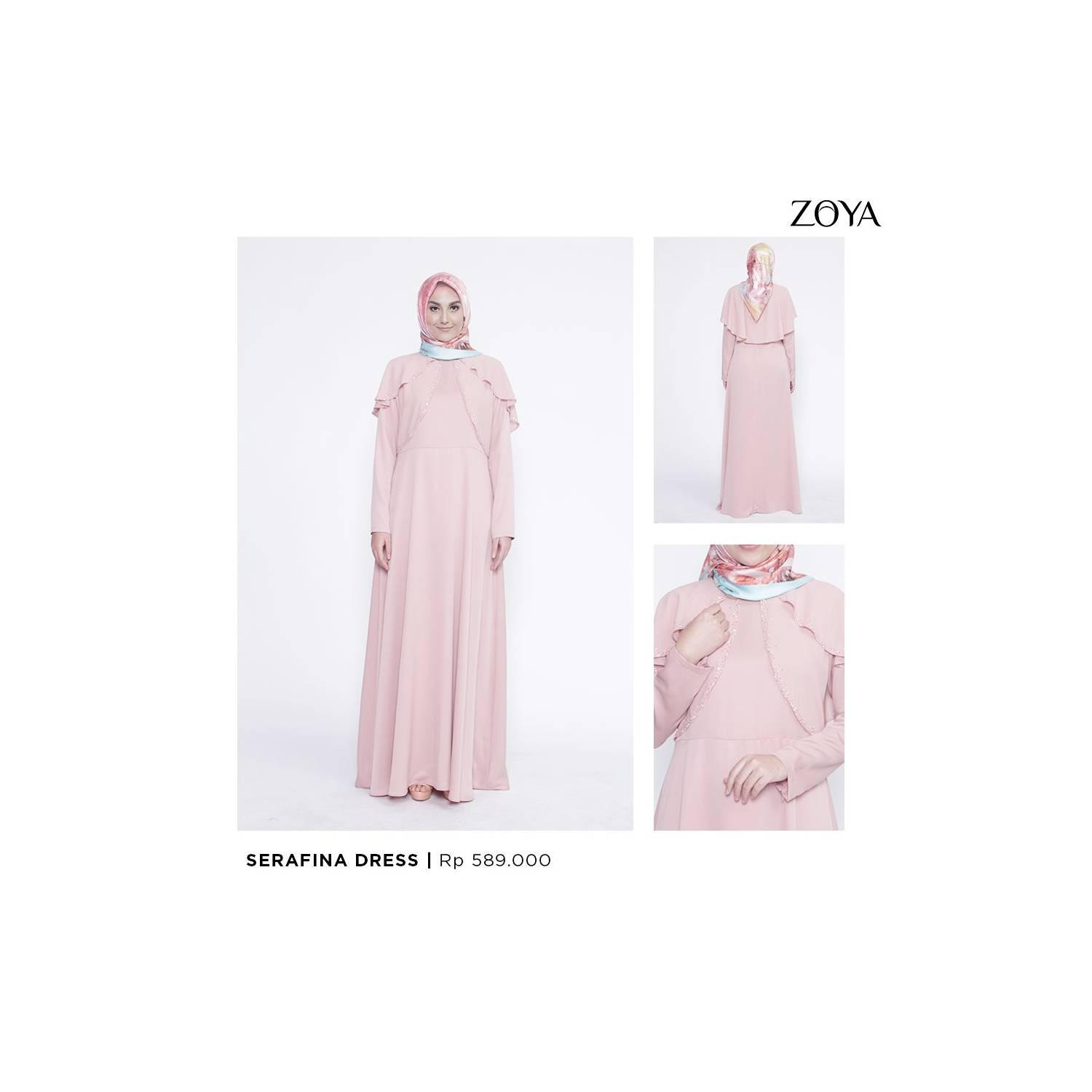 Sarafina dress by Zoya