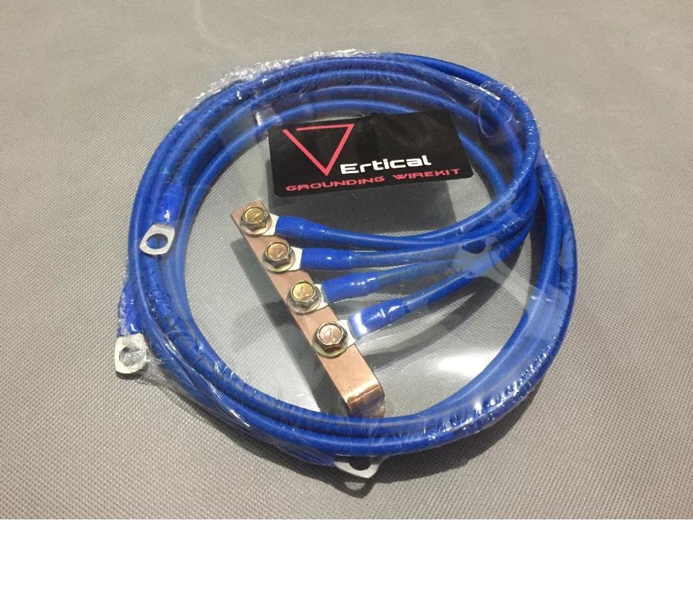 Kabel Grounding 5 Titik Kualitas Super Mantap HKS D1 PIVOT GROUNDING WIRE KIT