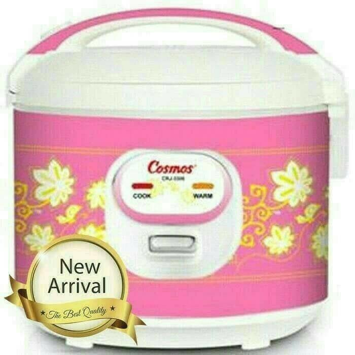BEST SELLER!!! Cosmos Magic Com CRJ3306 CRJ 3306 Rice Cooker 1,8L - CiZmCE