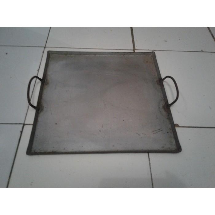 Loyang Wajan Kuali Roti Goreng Bakar Bandung Martabak Telor 35 Cm - Yjux3x