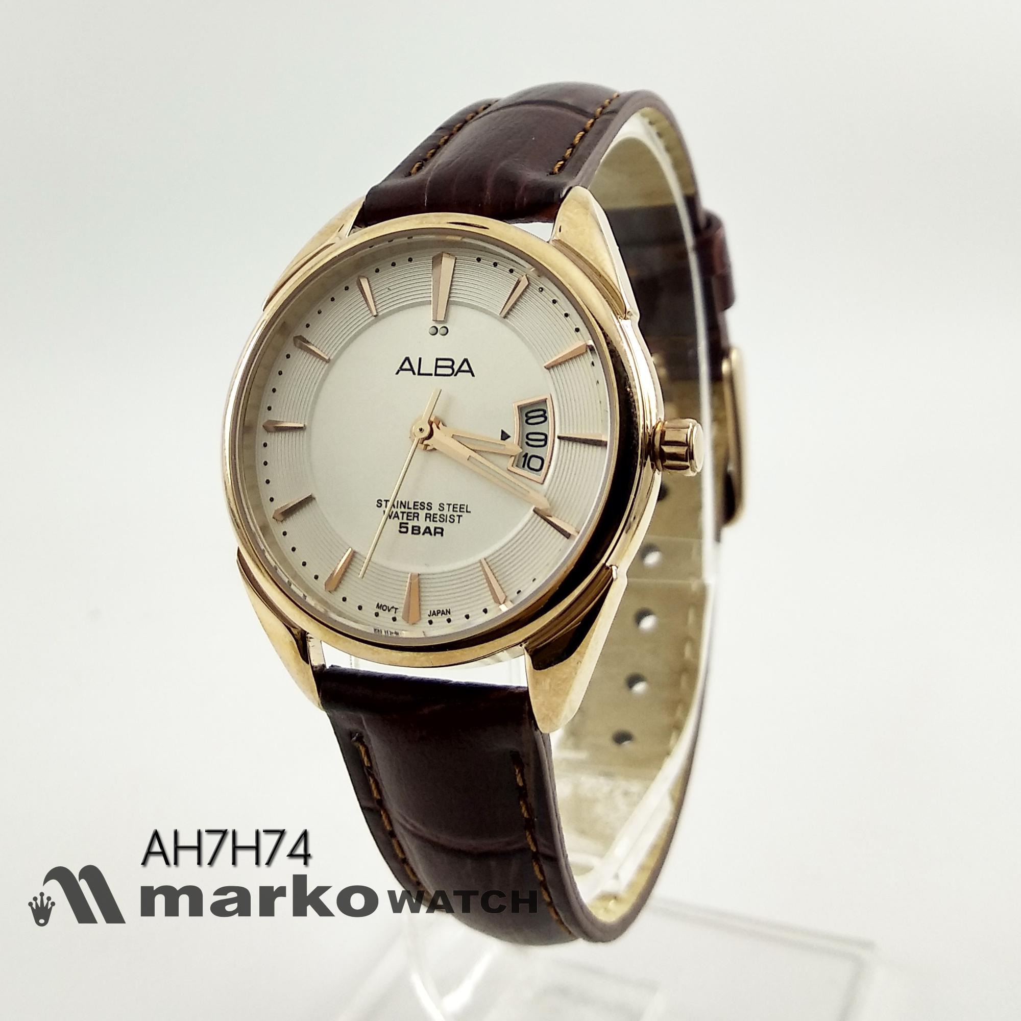 Jam Tangan Alba Original AH7H74X1 84ba559706