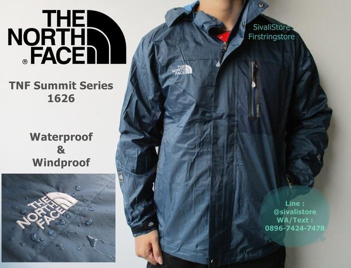 Jaket Gunung / Motor The North Face 1626 1618 1602 Summit Series Biru - Z6ijqe By Anindita Collections.
