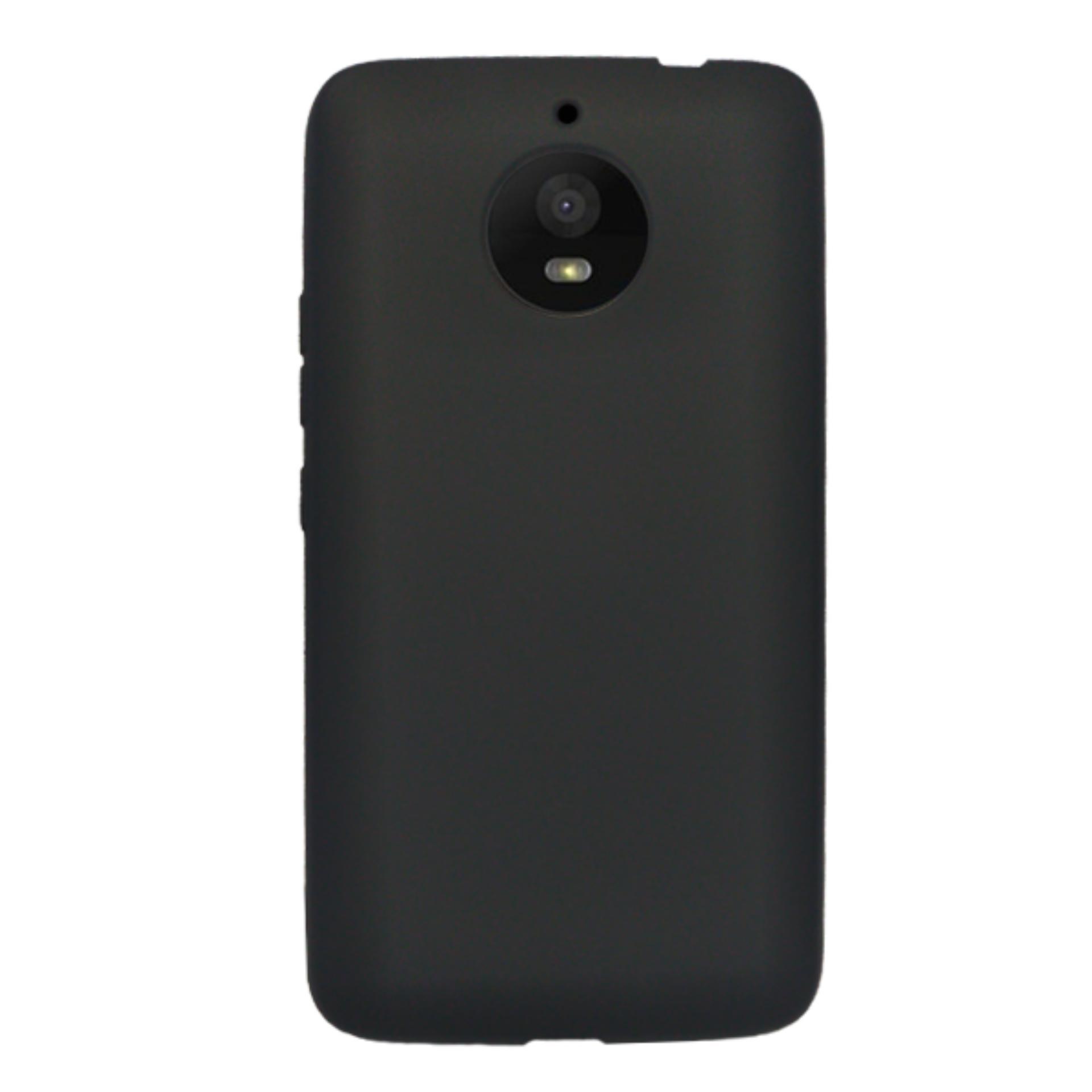 Case dyval Hardcase Motorola E4 Plus hitam
