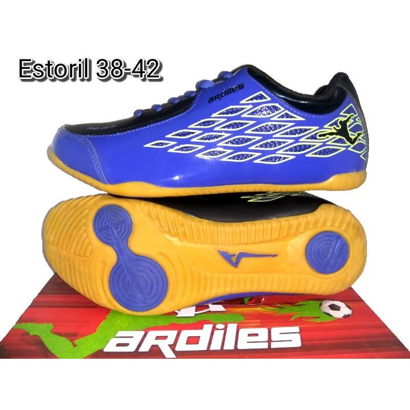 Ardiles Estoril Blue - Sepatu Futsal - Sepatu Olahraga - Sepatu Running - Sepatu Murah