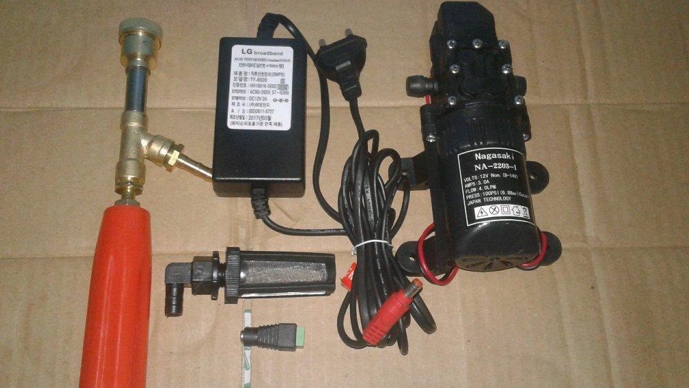 Jet cleaner alat cuci motor mobil Ac pompa air steam