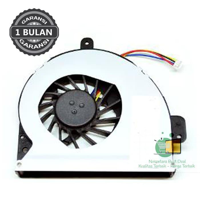 Harga Diskon!! Fan Laptop Asus A43 A43S A53 A53S K43 K43S K53 K53S X43 X43S X53 X53S - ready stock