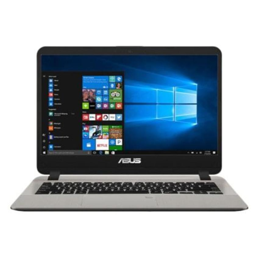 Promo Notebook Baru ASUS A407UF-BV061T - Intel® Core™ i3-7020U - RAM 4GB - 1Tb - NVIDIA GeForce MX130 - 14