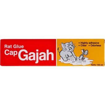 Gajah Lem Tikus Tube 100ml