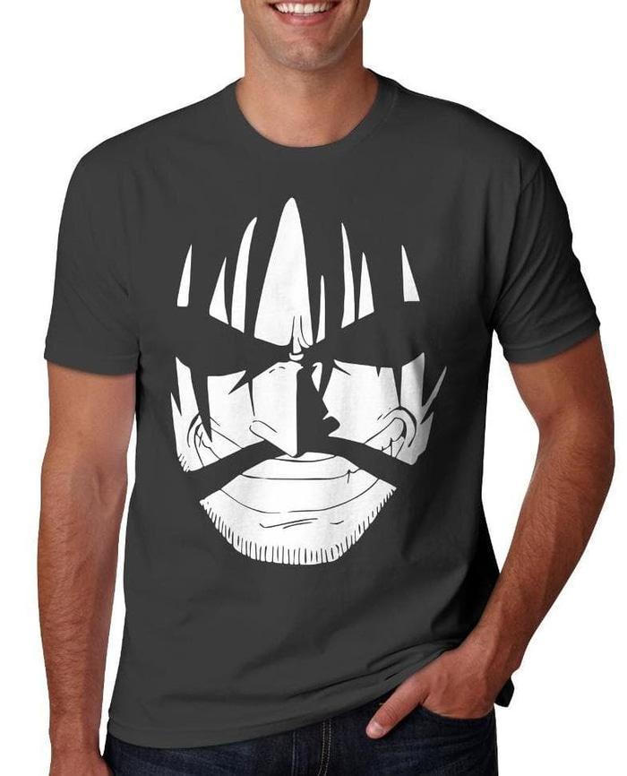 Kaos Distro Anime Gol D Roger One Piece Baju T-Shirt S M L XL XXL