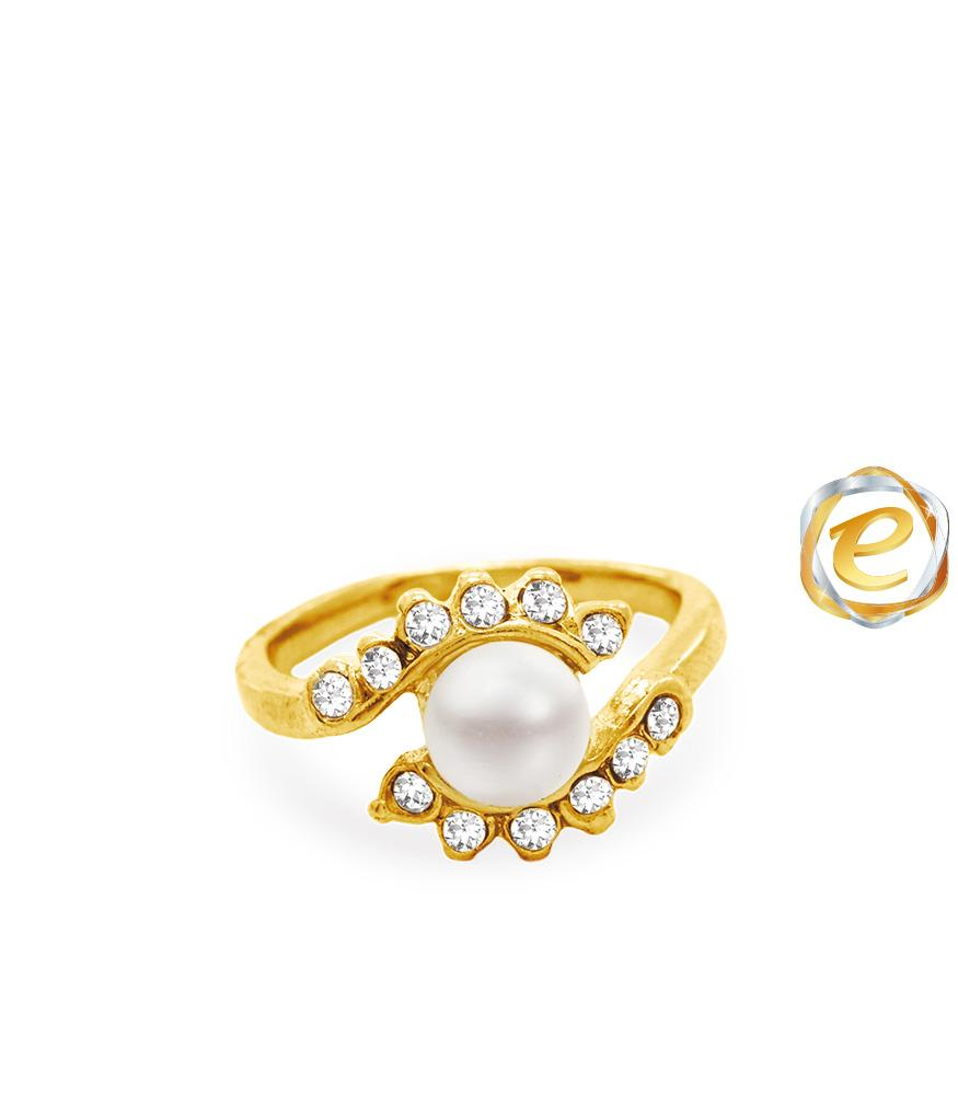 SOPHIE MARTIN HENNIE RING GOLD 16