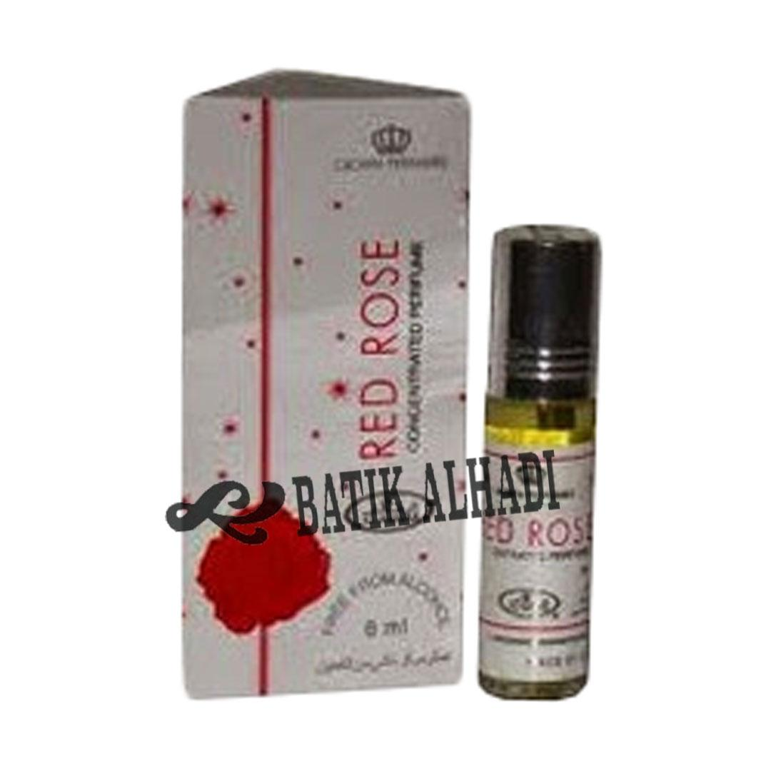 Jual Produk Al Rehab Terbaik Parfum Dakar Spray Original 50ml Red Rose Wanita Par001 20 Eau De