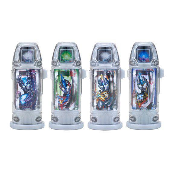 Bandai Ultraman Geed DX Ultraman Capsule Special Set