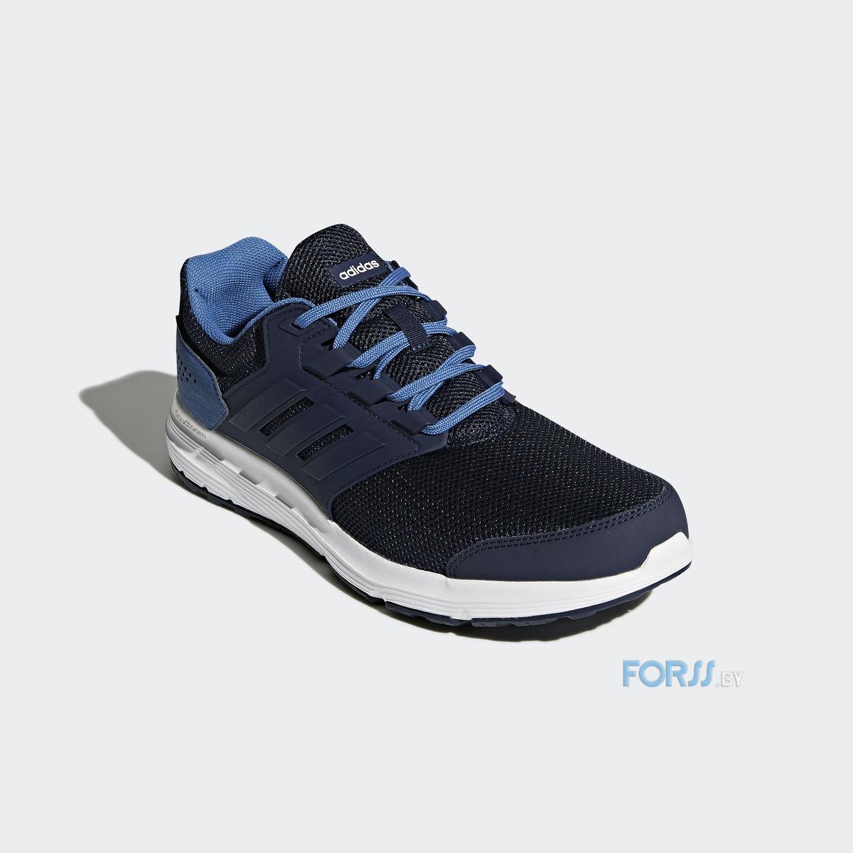 Adidas Sepatu Running Galaxy 4 M - CP8828 - Navy b972b46397